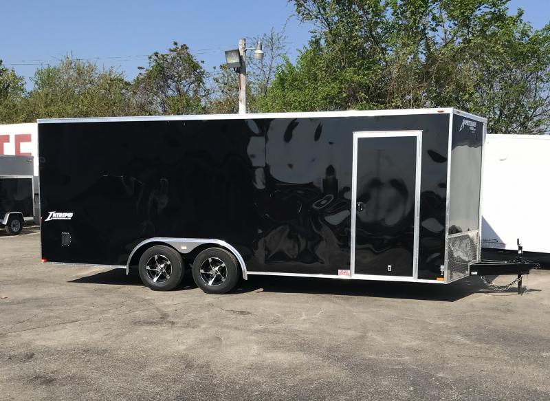 2018 Homesteader 820IT Car / Racing Trailer