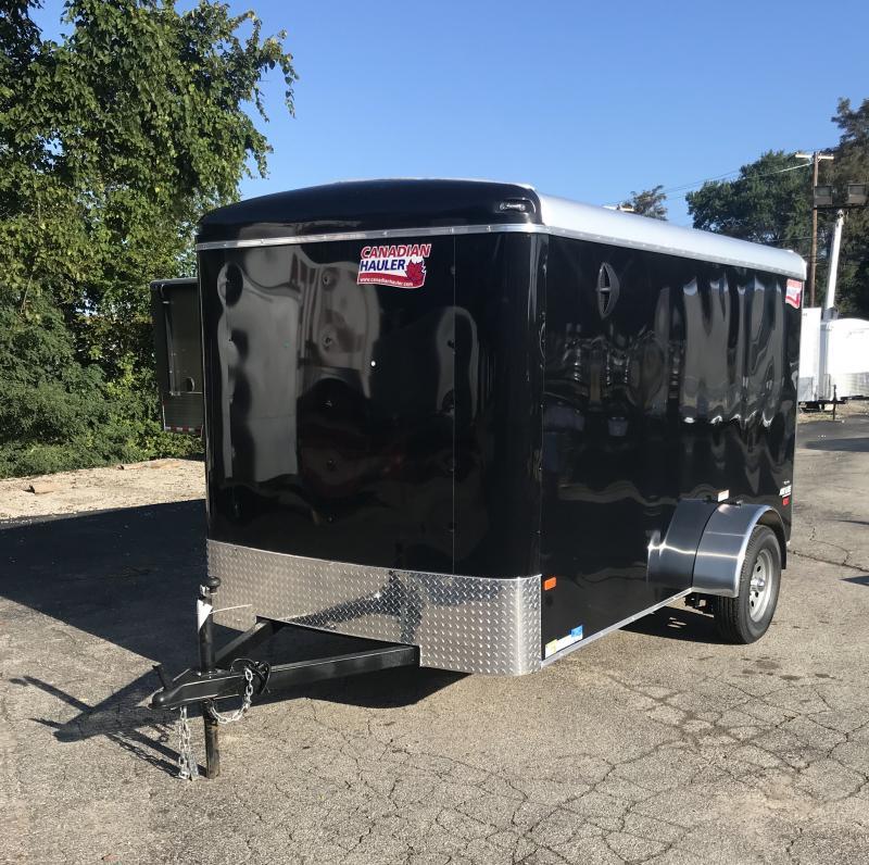 2018 American Hauler Industries ALC612SA Enclosed Cargo Trailer