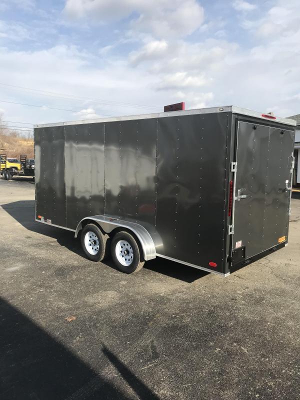 2018 Nexhaul N716TA/BULLET Enclosed Cargo Trailer