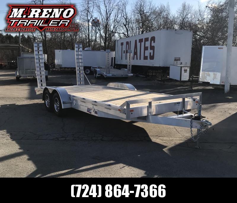2018 American Hauler Industries AHAFE820TA3 Equipment Trailer