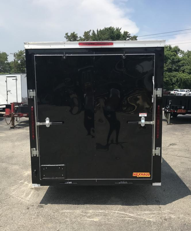 2018 Nexhaul N612SA/BULLET Enclosed Cargo Trailer