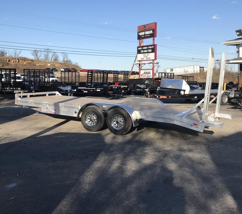 2018 American Hauler Industries AHAFE820TA3 Equipment Trailer