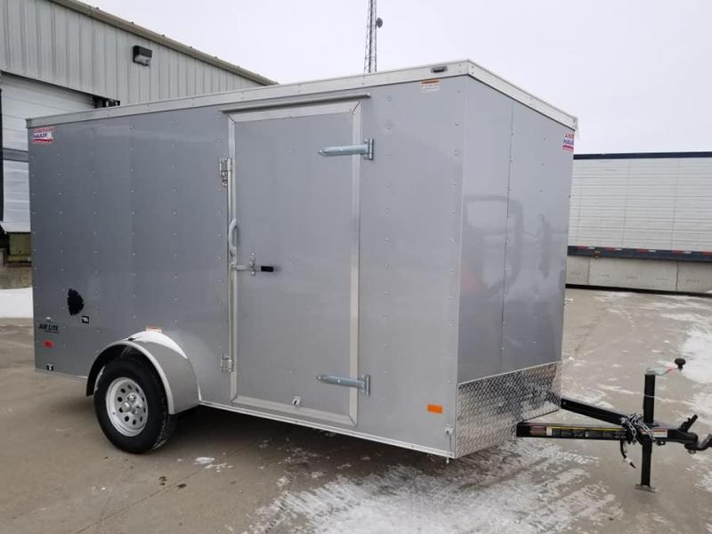 2019 American Hauler Industries 6x12 Arrow Enclosed Cargo Trailer in Ashburn, VA