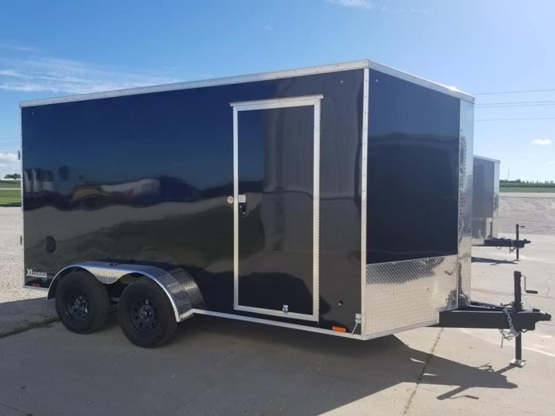 2020 Cargo Express XLW SE 7x14 Enclosed Cargo Trailer