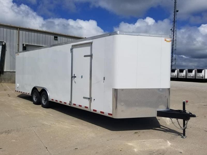2019 Doolittle Trailer Mfg 8.5X24 Bullitt 10K Enclosed Cargo Trailer