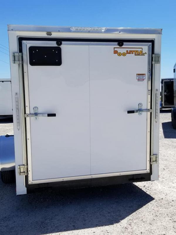 2019 Doolittle Trailer Mfg 6X12 Bullitt Enclosed Cargo Trailer