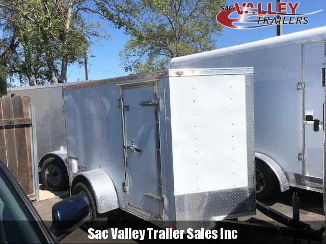 Used 2016 Continental Cargo VHW58SA Enclosed Cargo Trailer