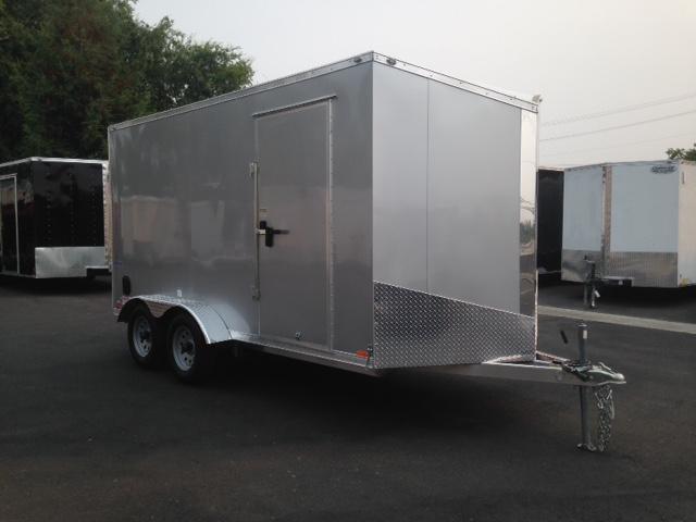 2019 Continental Cargo OSVHWA714TA2 Enclosed Cargo Trailer