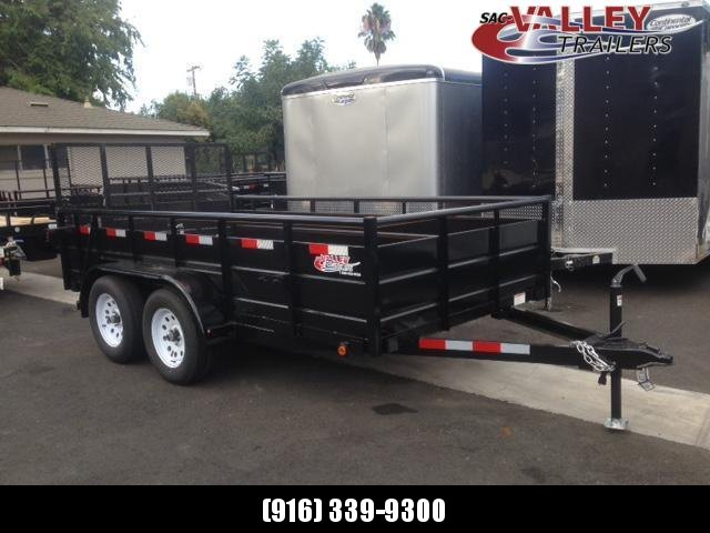 2019 R & J Trailers Inc 6.514TAU7K Utility Trailer