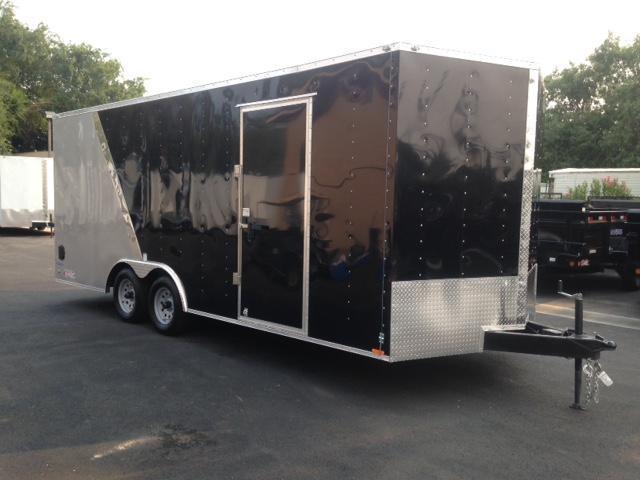2020 Continental Cargo OSVHW8.520TA2 Enclosed Cargo Trailer
