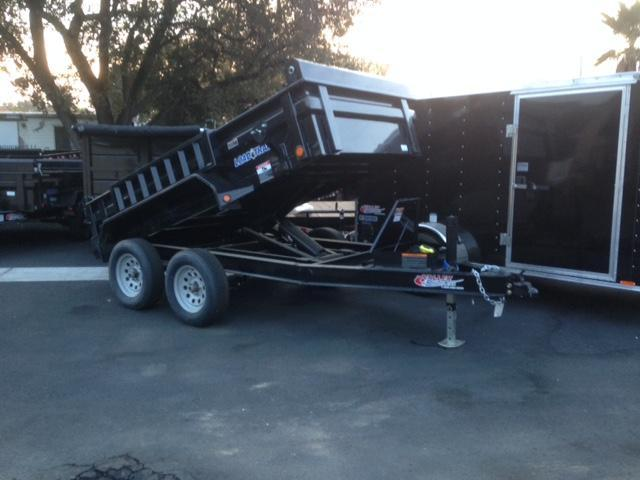 "2019 Load Trail 60"" X 10' Tandem Axle Dump Dump Trailer"