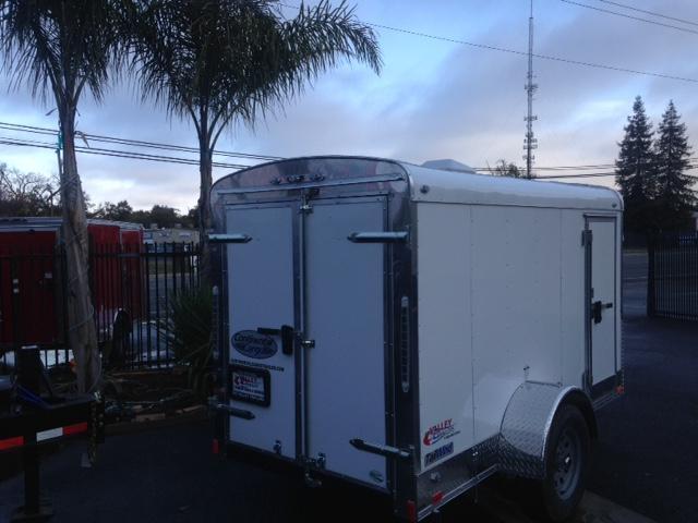 2019 Continental Cargo TW510SA Enclosed Cargo Trailer