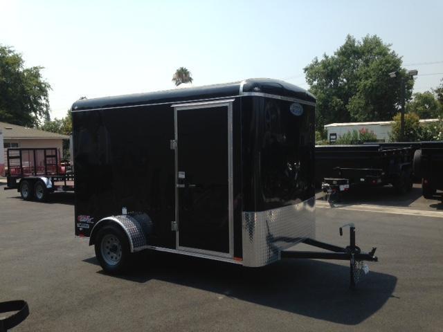 2019 Continental Cargo TW610SA Enclosed Cargo Trailer