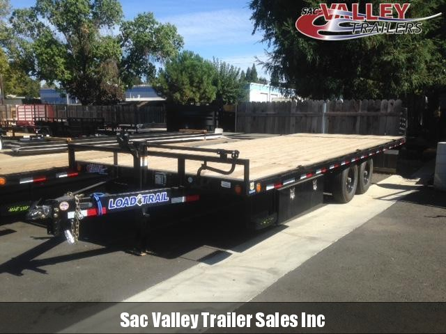 2019 Load Trail DK0220072 Equipment Trailer