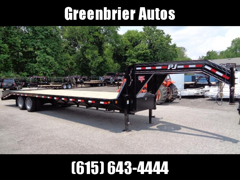 2020 PJ Trailers 32' Classic Flatdeck with Duals (FD)