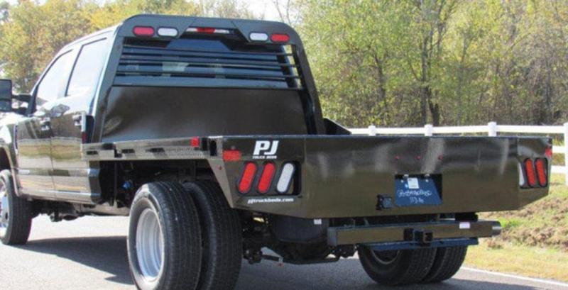 2018 PJ Trailers Standard Steel Truck Bed (GB)