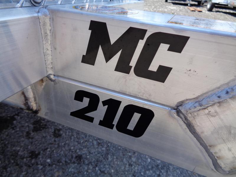 2019 Aluma MC210 Motorcycle Trailer
