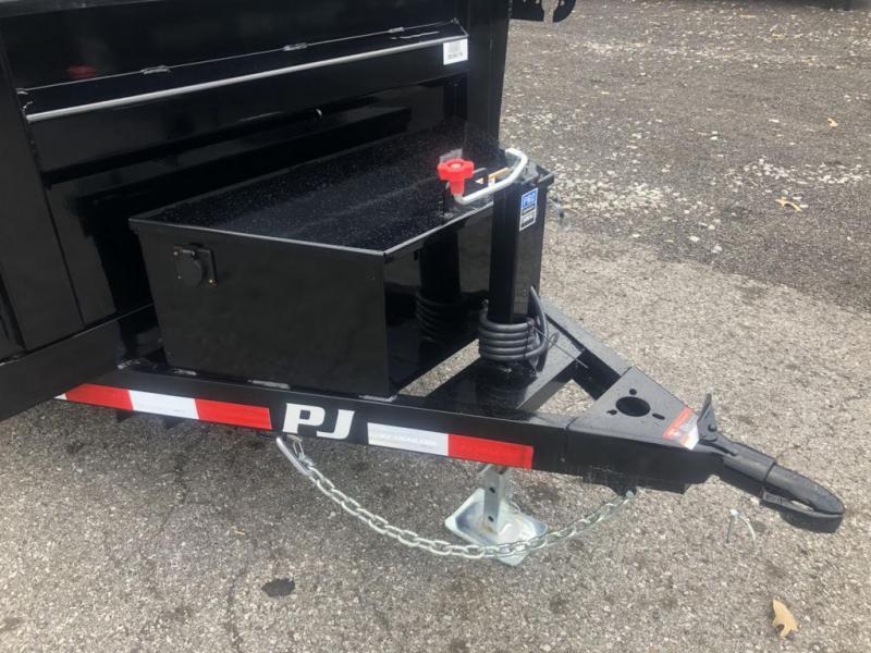 "2019 PJ Trailers 10' x 60"" Utility Dump (D5)"