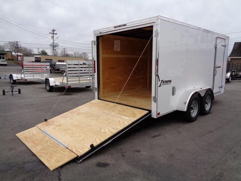 2019 Homesteader Intrepid 7' x 14' Enclosed Cargo Trailer