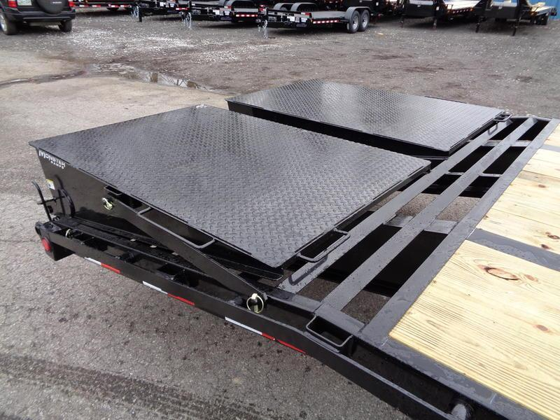 2019 PJ Trailers 36' Low-Pro Flatdeck with Duals (LD) Flatbed Trailer