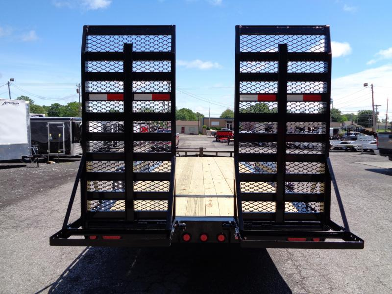"2019 PJ Trailers 20' x 8"" Pro-Beam Equipment Trailer (H4)"