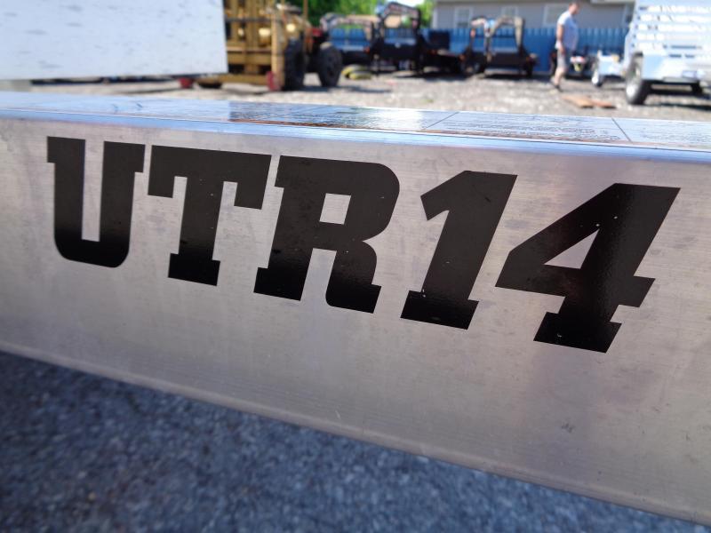 2019 Aluma UTR14 UTV Trailer