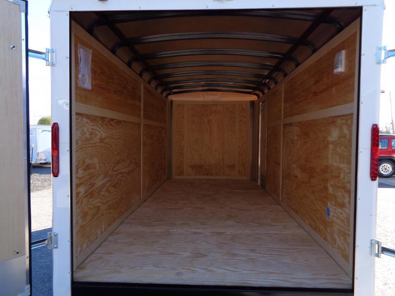 "2019 Homesteader Challenger 7' x 16' x 6'8"" Enclosed Cargo Trailer"