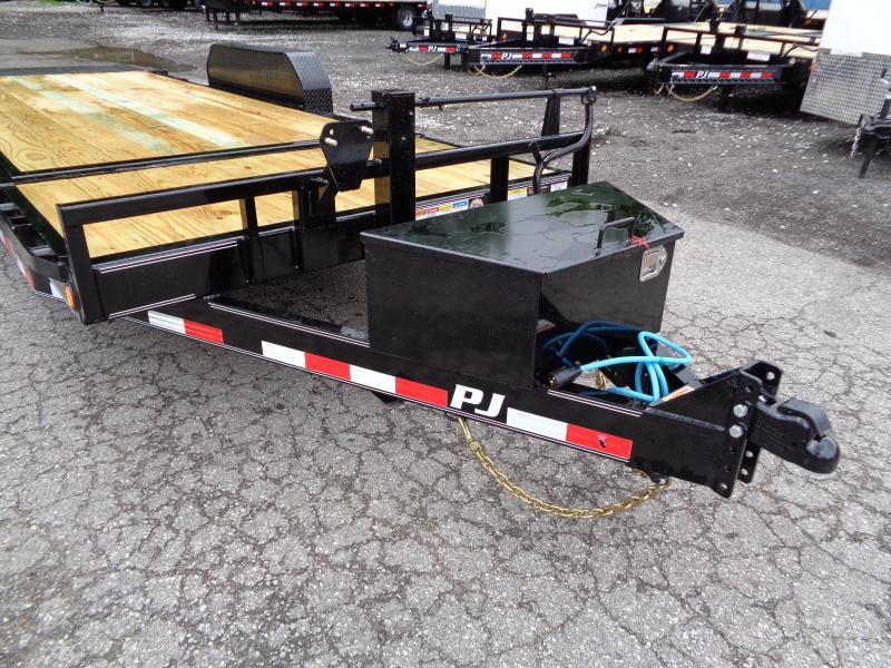 2020 PJ Trailers 20' 6 in. Channel Equipment Tilt (T6)