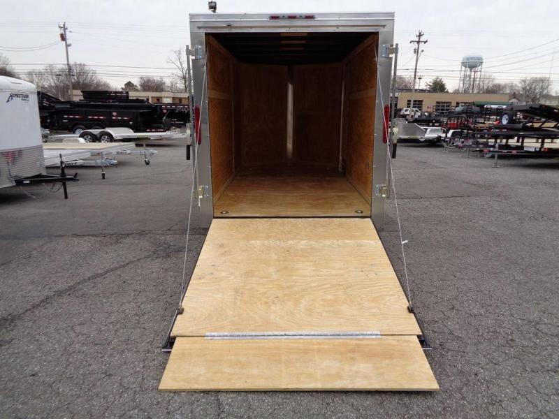2019 Homesteader Intrepid 6' x 12' Enclosed Cargo Trailer