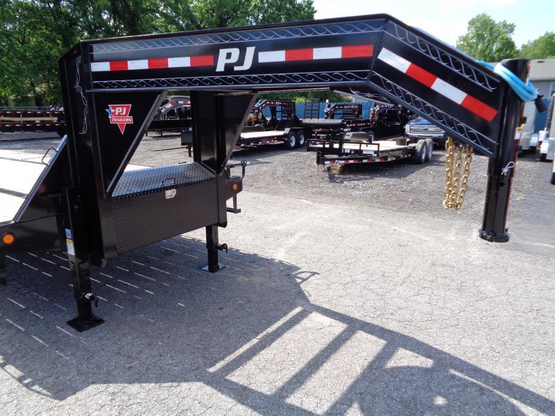 2020 PJ Trailers 25' Low-Pro Flatdeck with Duals (LD