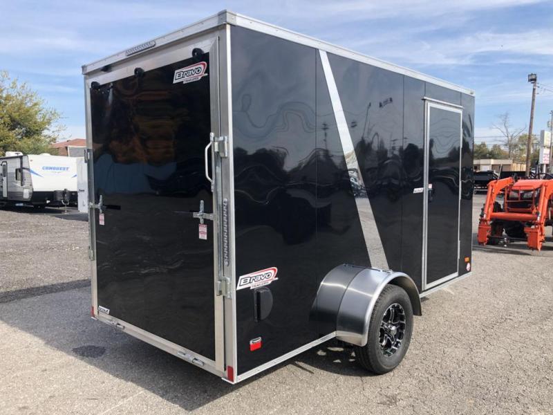 2019 Bravo Trailers Scout 6x12 w/ Ramp Door