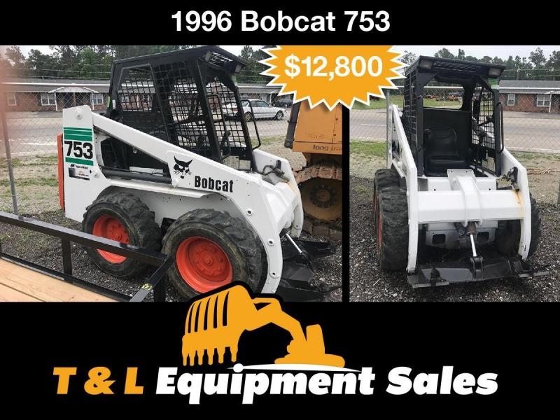 1996 Bobcat 753 Material Handling Trailers For Sale Near Me