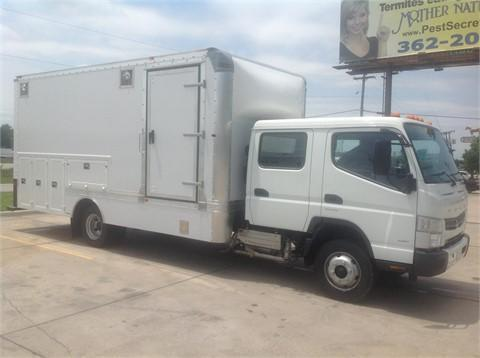 2013 Mitshubishi Fuso FE160 | Green Country Truck and Trailer Sales