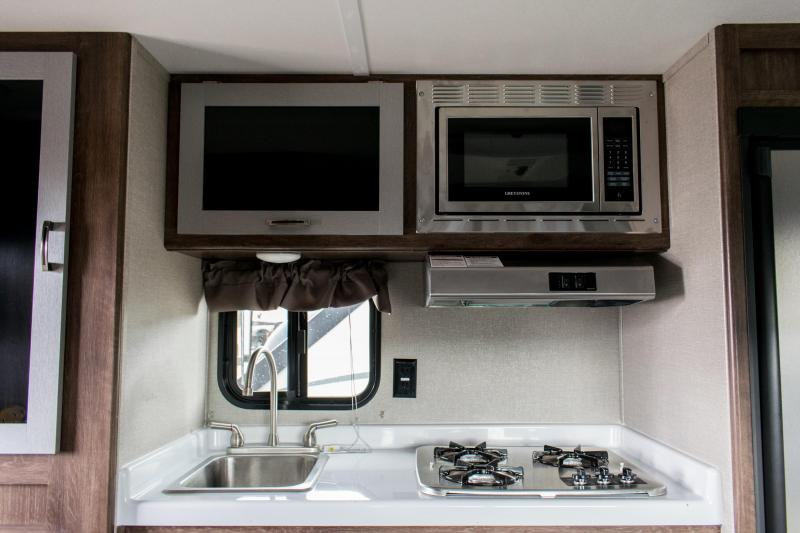 2020 Travel Lite 890SBRX Extended Stay Series Truck Bed