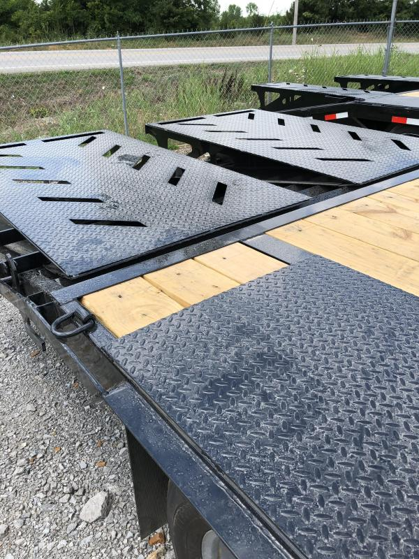 2019 Iron Bull FLG - 22K 20'+5' Gooseneck Low-Pro Equipment Trailer
