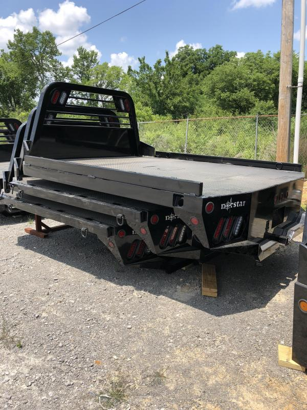 "2018 Norstar SF 9'4""x97"" CTA 60"" Smooth Rail Truck Bed"
