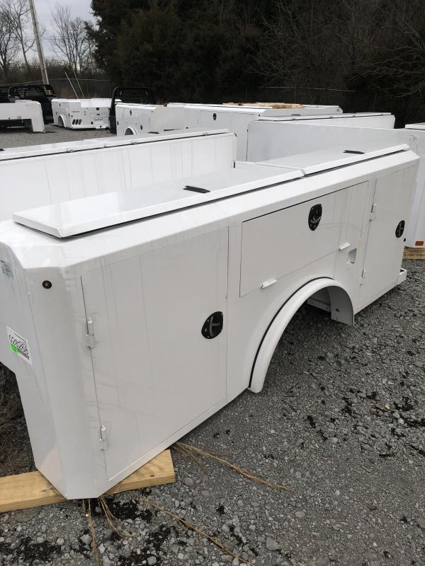 """2019 Norstar SC 9'4"""" x 90"""" CTA 60"""" Service Bed"""