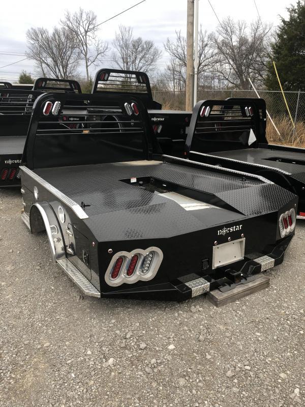 "2019 Norstar WH 9'4"" x 88"" CTA 60"" Western Hauler Truck Bed"