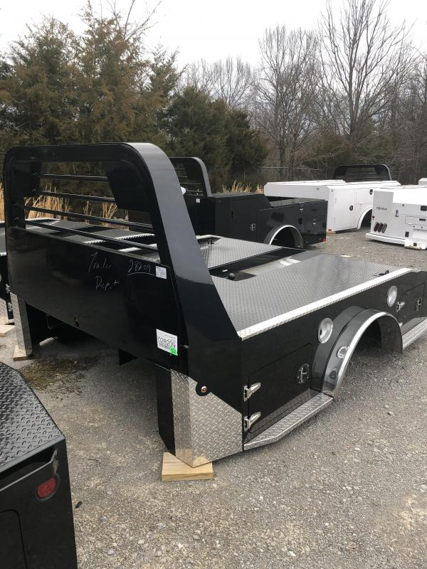 "2019 Norstar WH 9'4"" x 88"" CTA 60"" Smooth Bed Truck Bed"