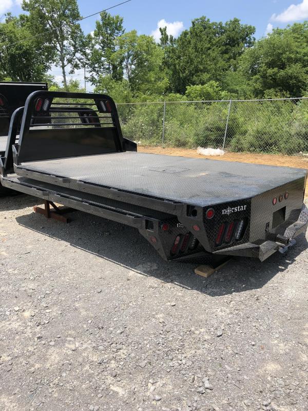 "2018 Norstar SR 11'4"" x 97"" CTA 84"" Diamond Plate Truck Bed"