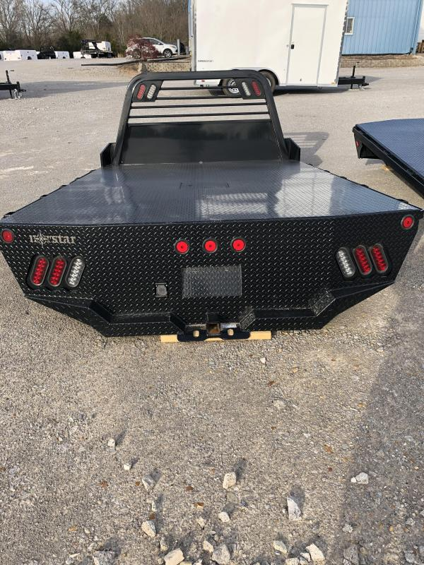 "2019 Norstar SR 11'4"" x 97"" CTA 84"" Diamond Plate Truck Bed"