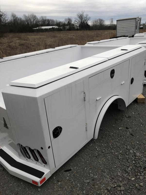 "2019 Norstar SC 94""x84"" CTA 60"" Smooth Bed Truck Bed"