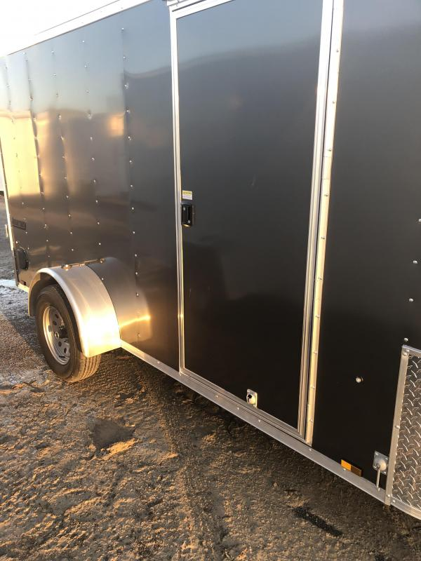 2019 Pace American JV6X10SI2 Enclosed Cargo Trailer