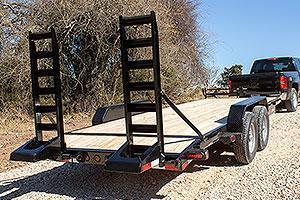 "2018 Iron Bull 7K 83"" x 20' Equipment Hauler"