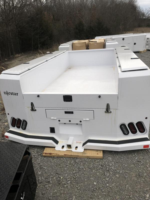 """2019 Norstar SC 94""""x84"""" CTA 60"""" Smooth Bed Truck Bed"""
