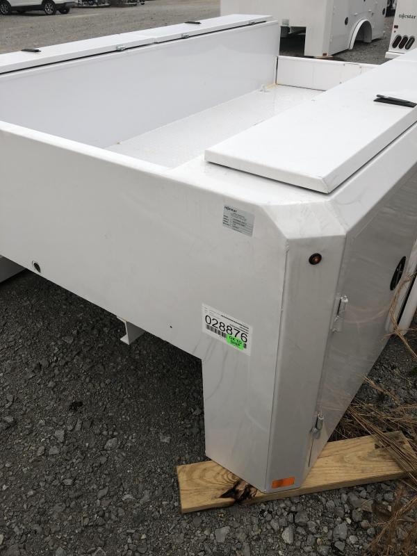 """2019 Norstar SC 9'4"""" x 84"""" CTA 60"""" Service Bed"""