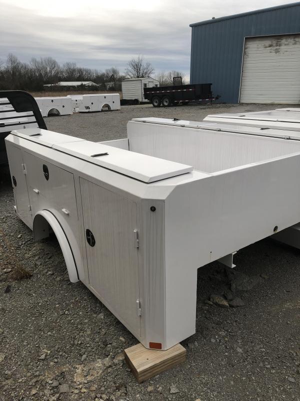 """2018 Norstar SC 94"""" x 84"""" CTA 60""""  Service Truck Bed"""