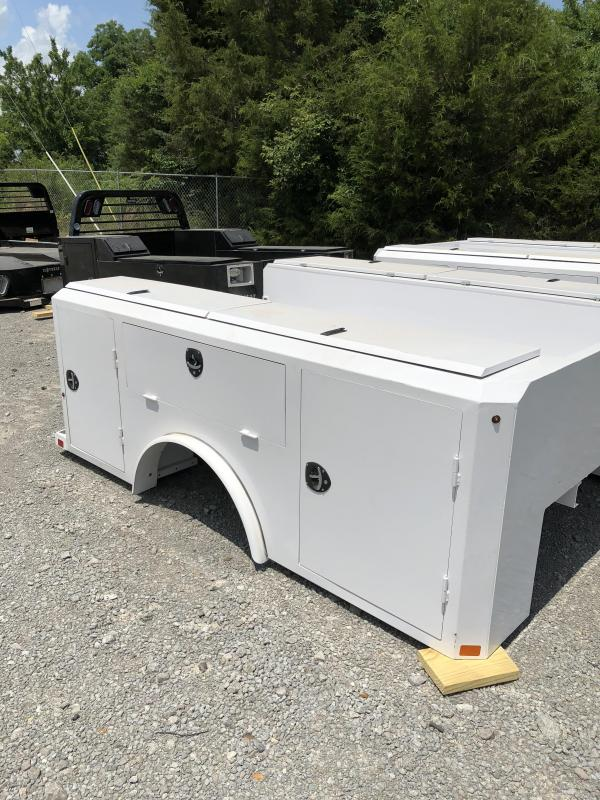 "2018 Norstar 94""x84"" SC ServiceTruck Bed"