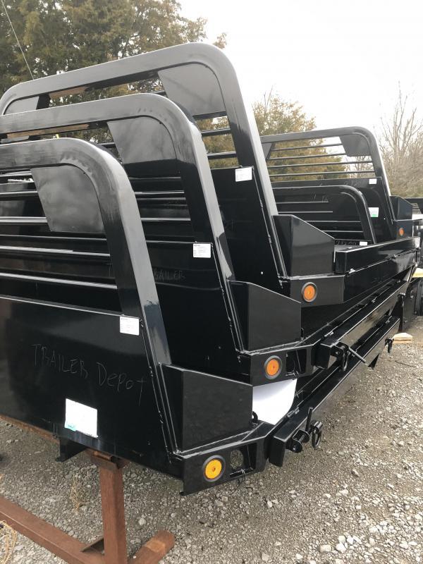 "2019 Norstar SF 8'6"" x 97"" CTA 56"" Diamond Plate Bed Truck Bed"