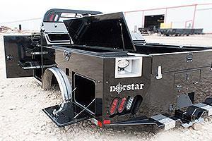 2018 Norstar SD Service Body Bed